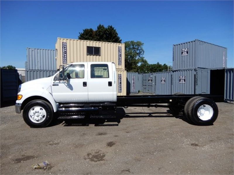 2011 FORD F750 5087893155