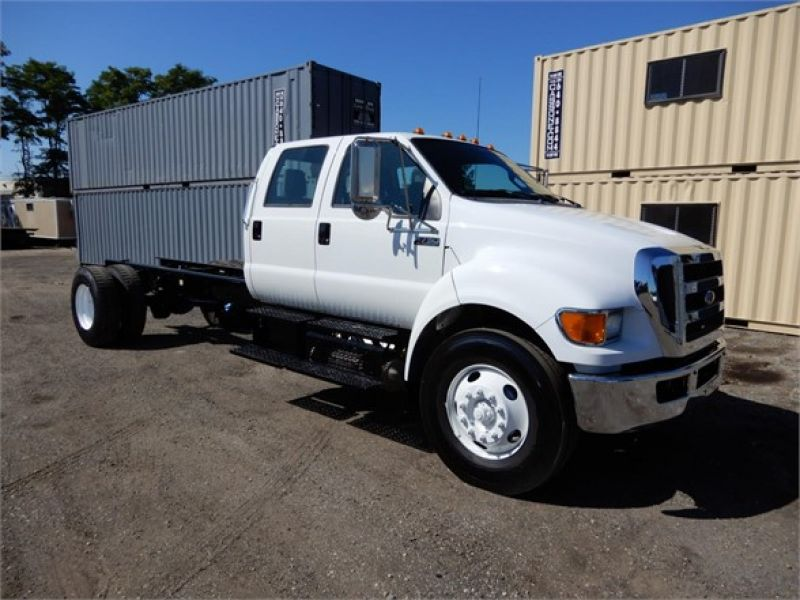 2011 FORD F750 5087893173