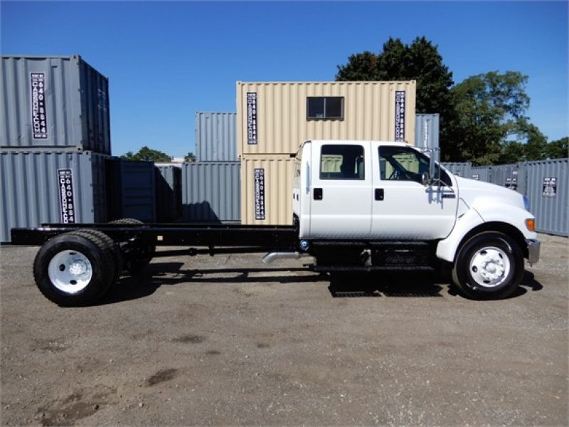 2011 FORD F750 5087893183