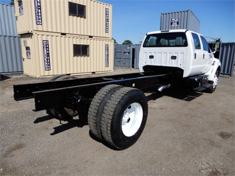 2011 FORD F750 5087893209