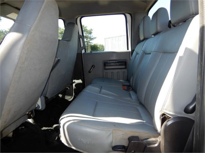 2011 FORD F750 5087893247