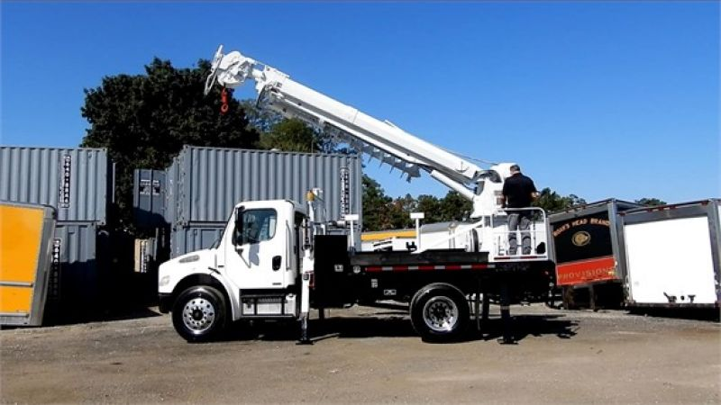 2007 ALTEC DL45TC 5124360131