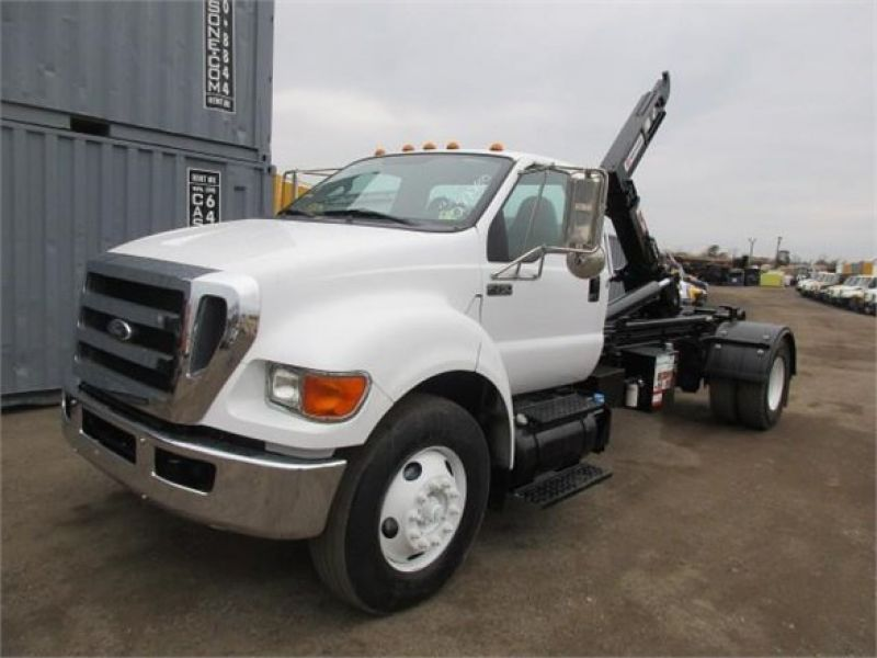 2011 FORD F750 5198060455