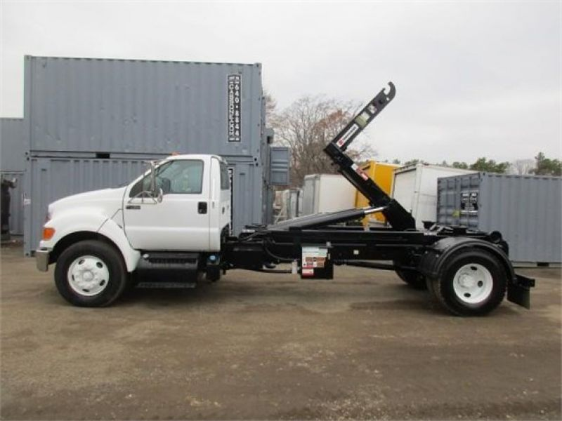 2011 FORD F750 5198060459