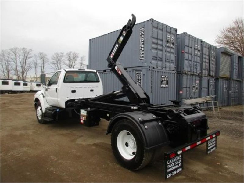 2011 FORD F750 5198060461