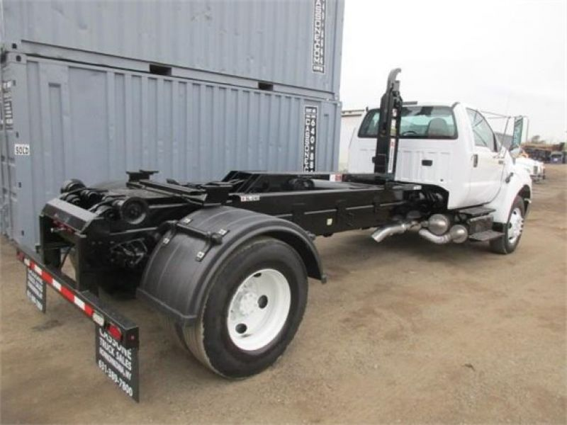 2011 FORD F750 5198060463