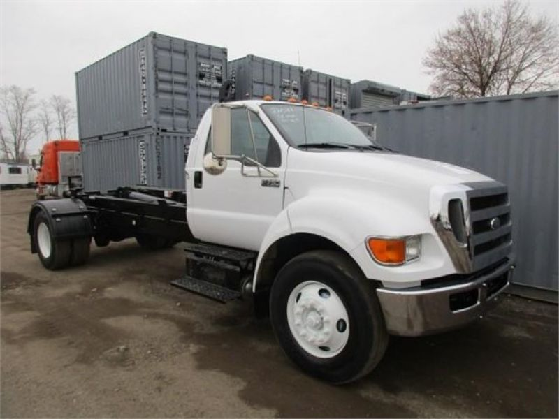 2011 FORD F750 5198060465
