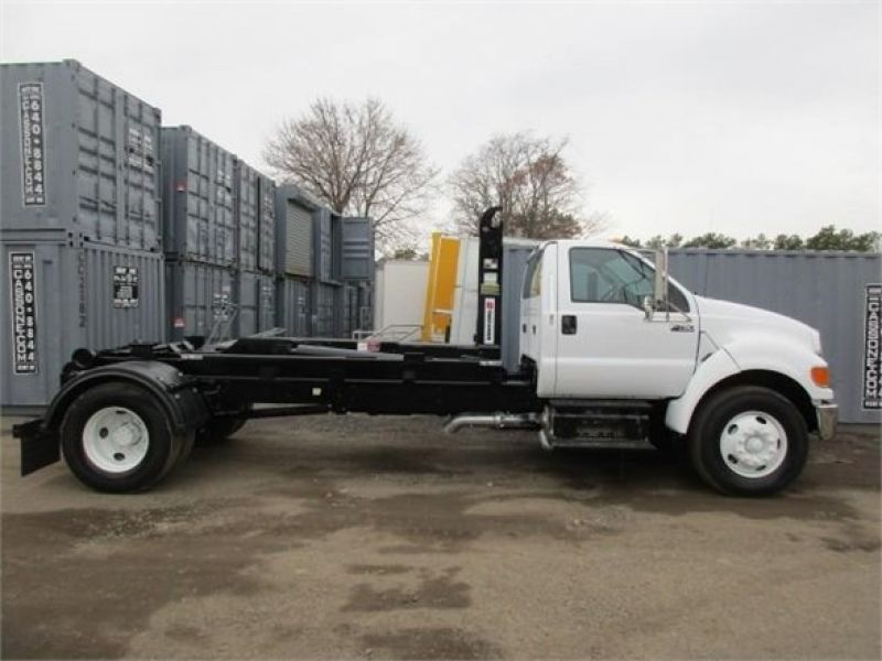 2011 FORD F750 5198060467