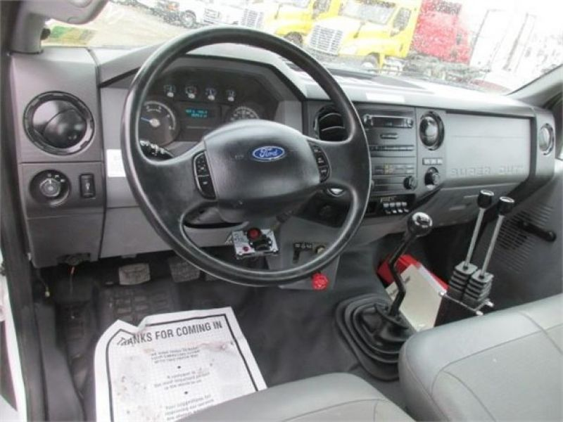 2011 FORD F750 5198060479