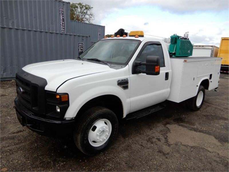 2008 FORD F350 5145468503