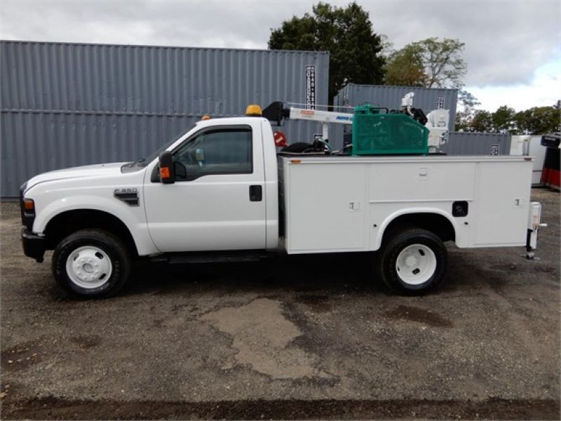 2008 FORD F350 5145468505