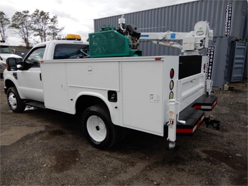 2008 FORD F350 5145468507