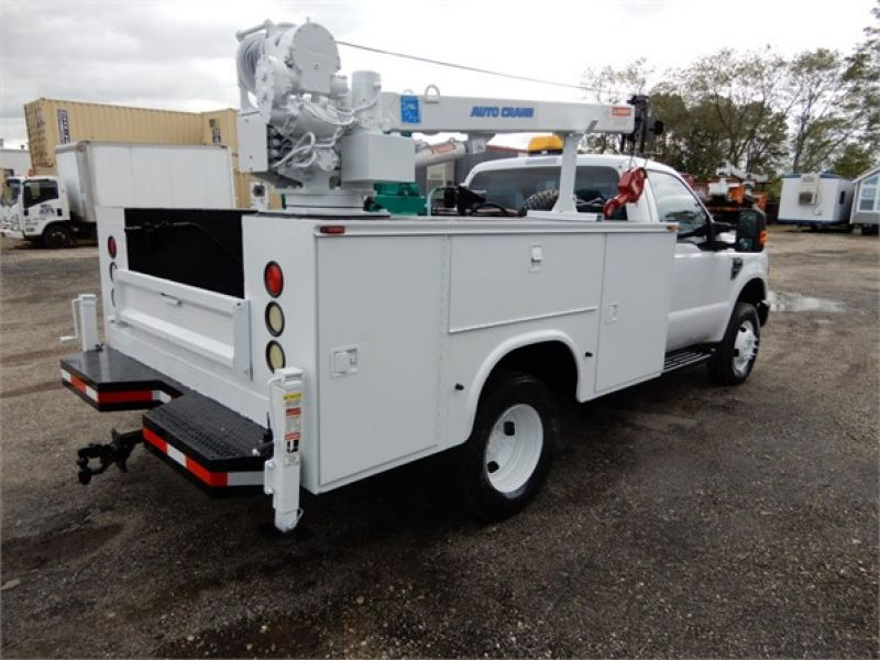 2008 FORD F350 5145468525