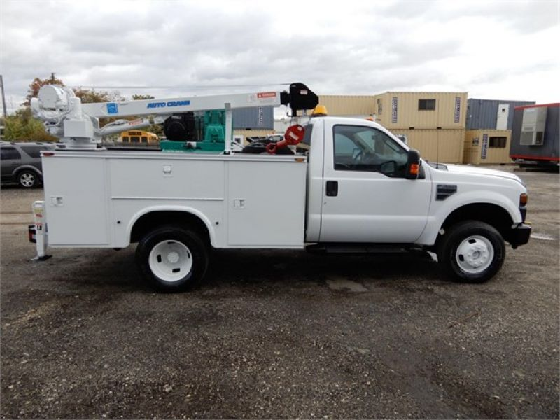 2008 FORD F350 5145468531