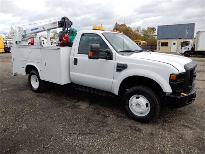 2008 FORD F350 5145468541