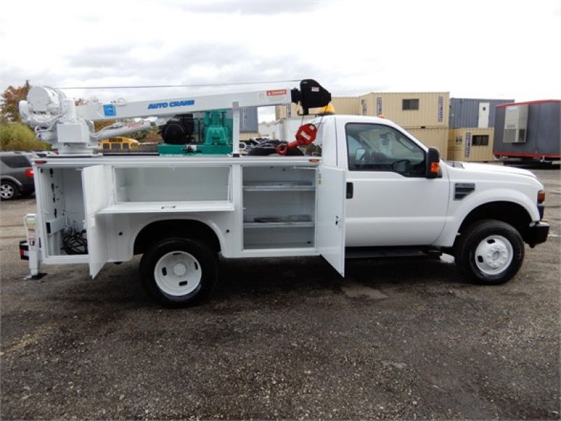 2008 FORD F350 5145468545