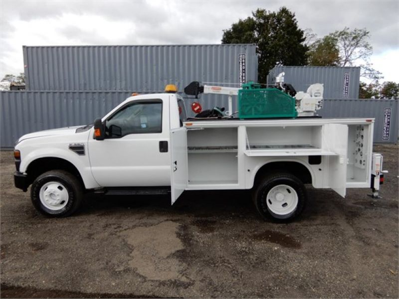 2008 FORD F350 5145468571