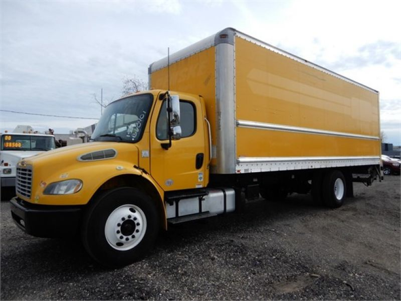 2013 FREIGHTLINER BUSINESS CLASS M2 106 6036993937