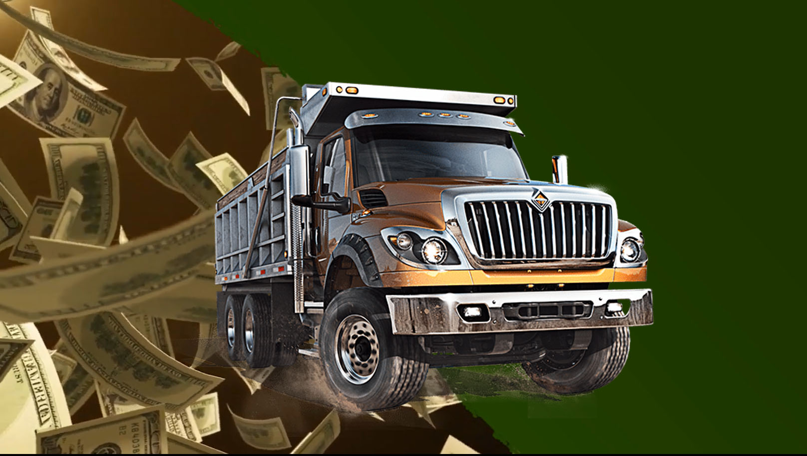 low-interest-rate with Truck