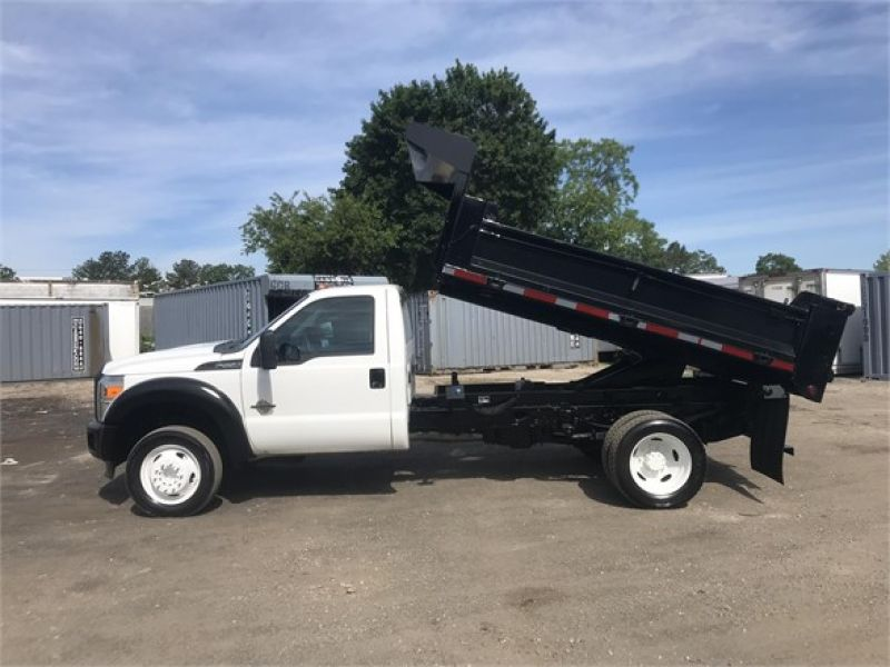 2013 FORD F550 6065511167