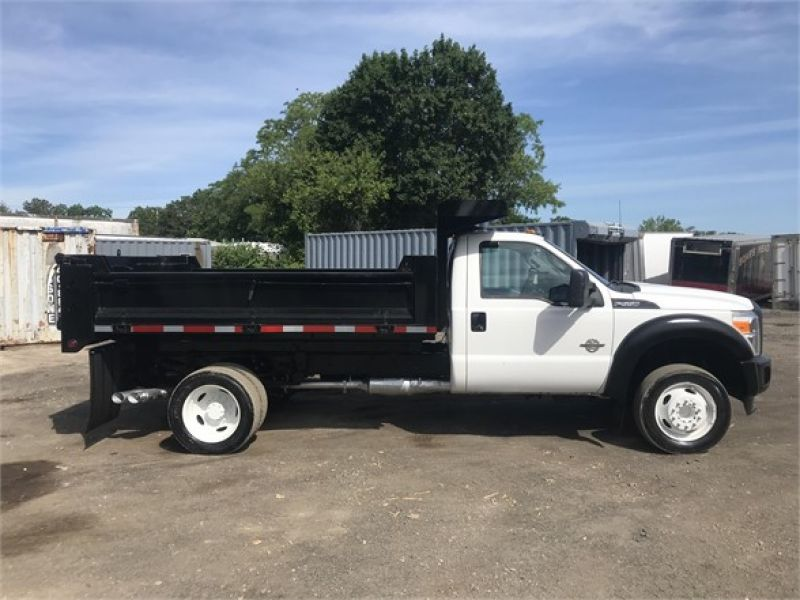 2013 FORD F550 6065511525