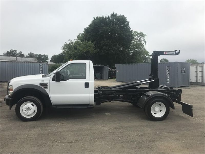 2010 FORD F550 XL SD 6071250029
