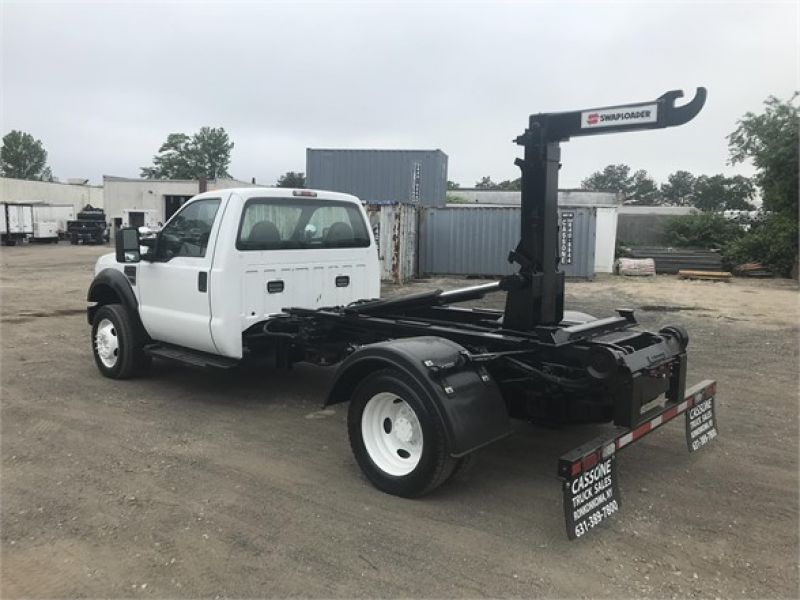 2010 FORD F550 XL SD 6071250089