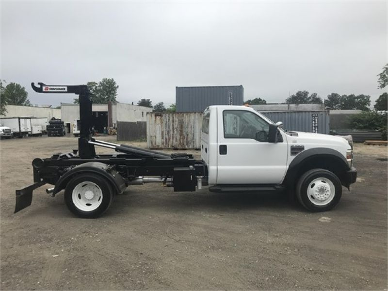 2010 FORD F550 XL SD 6071250165