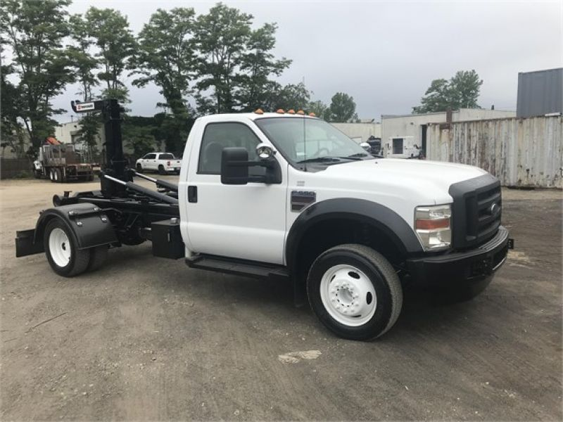 2010 FORD F550 XL SD 6071250201