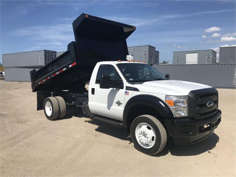 2011 FORD F450 SD 6074495987