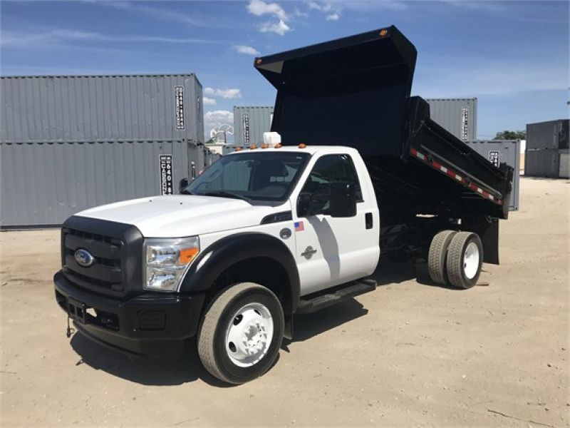 2011 FORD F450 SD 6074496035