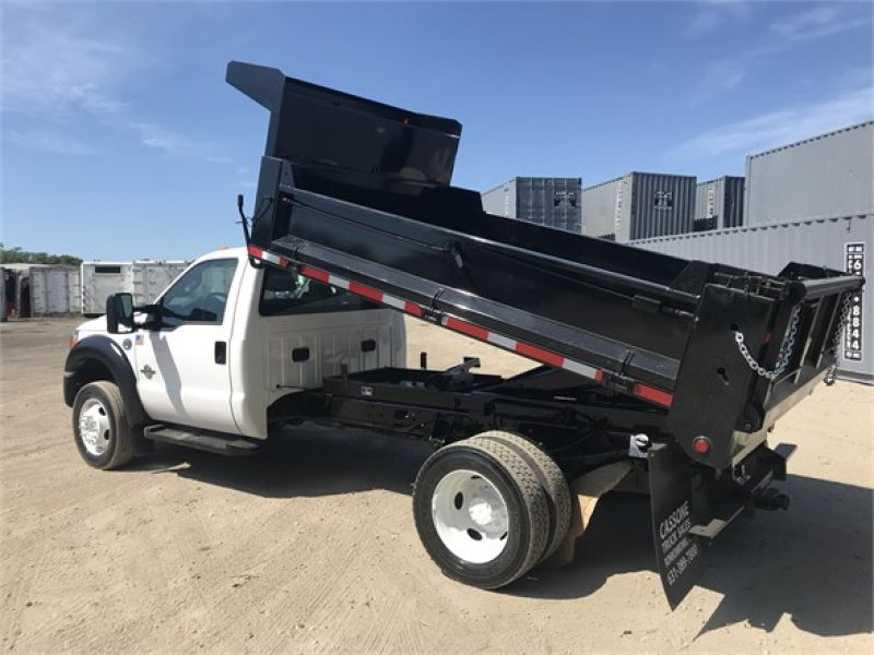 2011 FORD F450 SD 6074496075