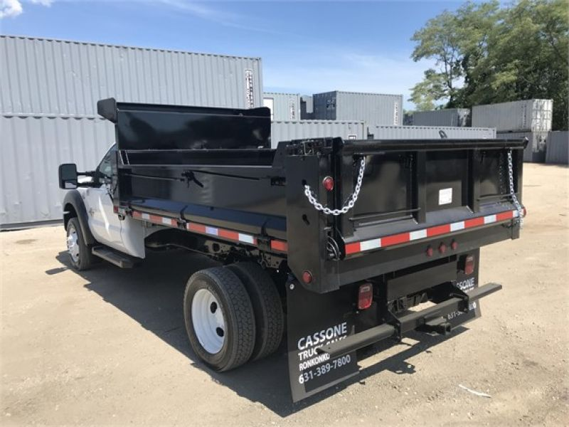 2011 FORD F450 SD 6074496101