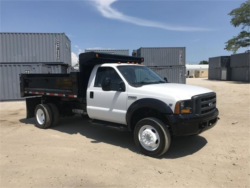 2007 FORD F550 XL SD 6080278409