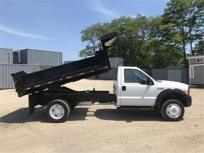 2007 FORD F550 XL SD 6080278595