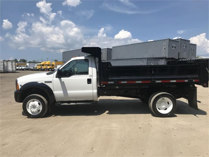 2007 FORD F550 XL SD 6080278805