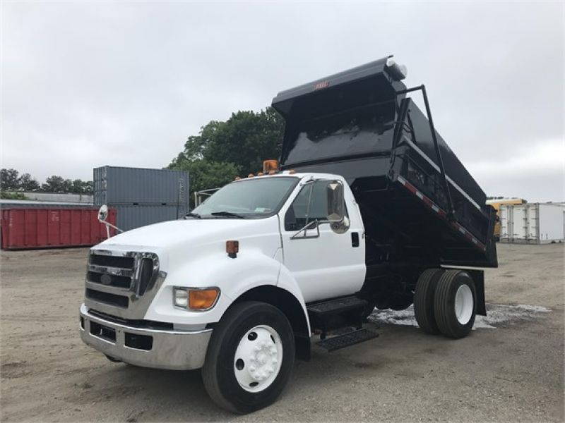 2006 FORD F750 6081900357