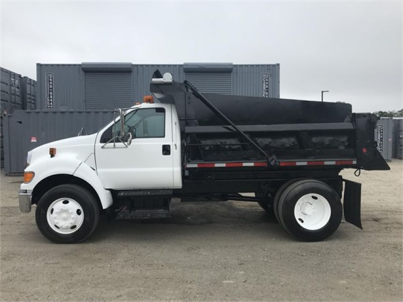 2006 FORD F750 6081900867