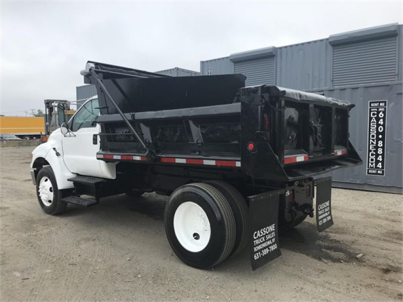 2006 FORD F750 6081900917