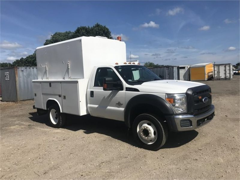 2011 FORD F450 6090295219
