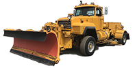plow truck icon