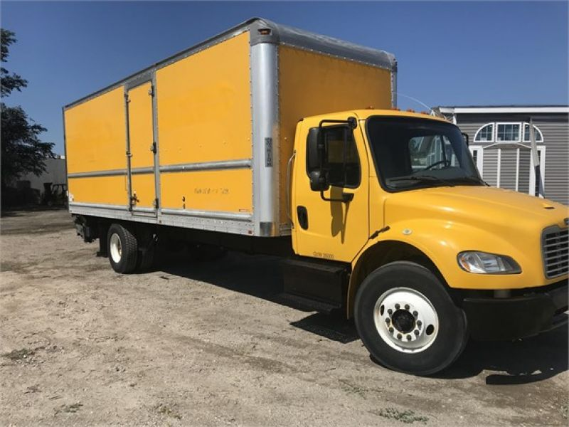 2014 FREIGHTLINER BUSINESS CLASS M2 106 6100932575