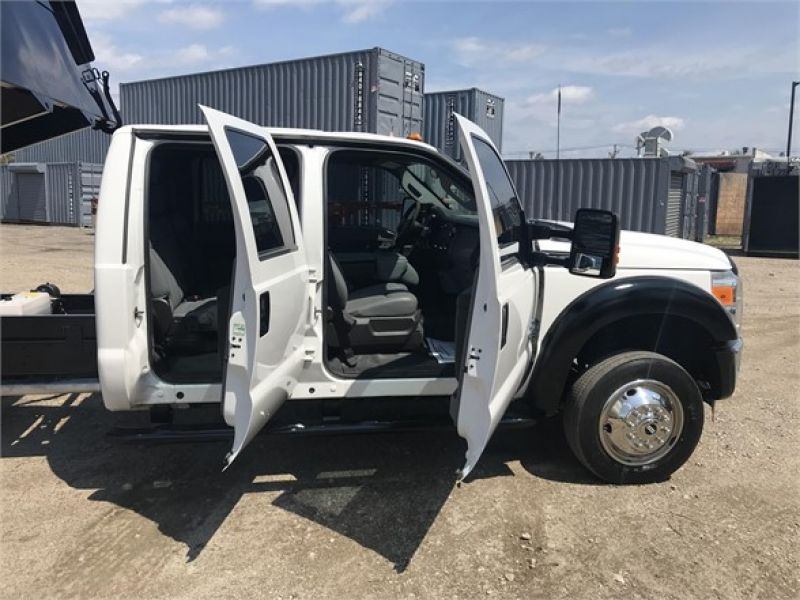 2012 FORD F450 SD 6115298609