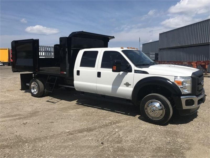 2012 FORD F450 SD 6115298859