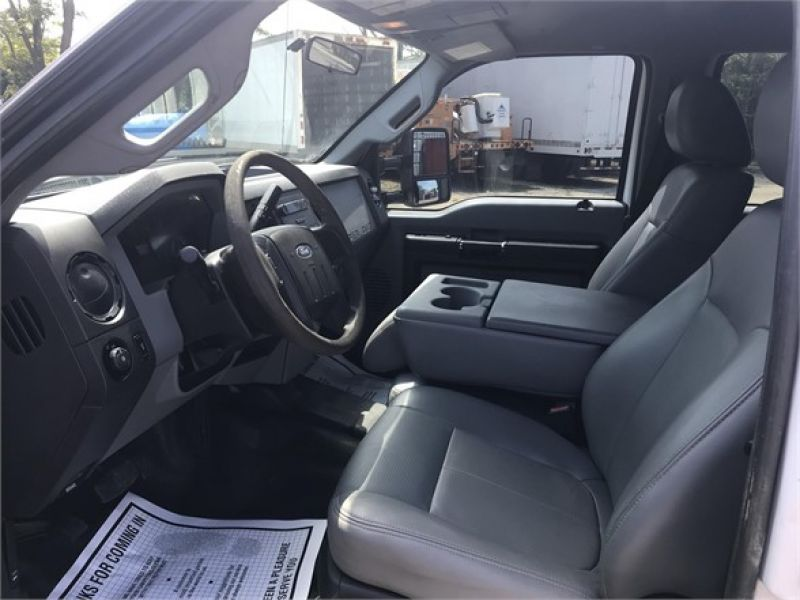 2012 FORD F450 SD 6115300873