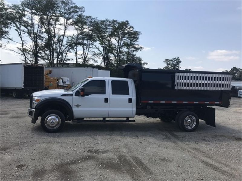 2012 FORD F450 SD 6115303993