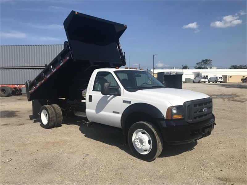 2006 FORD F450 SD 6116612625