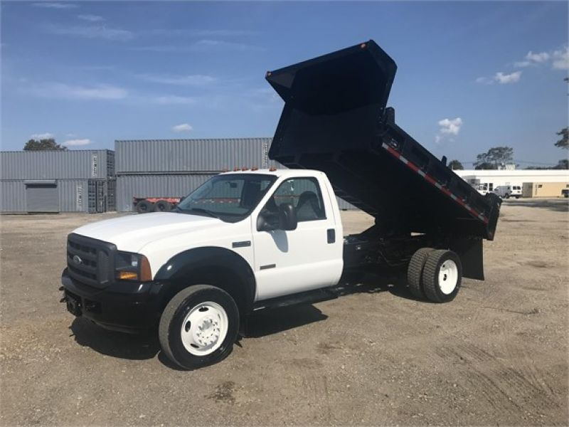2006 FORD F450 SD 6116612763