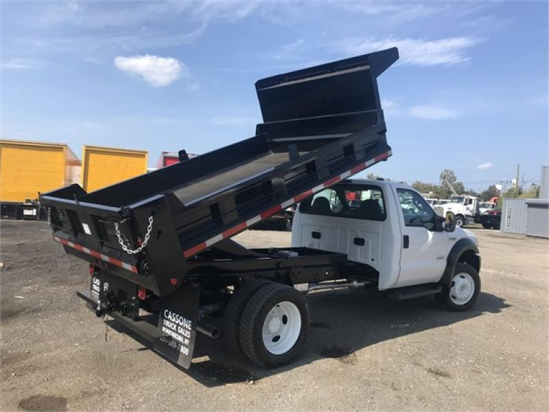 2006 FORD F450 SD 6116612973