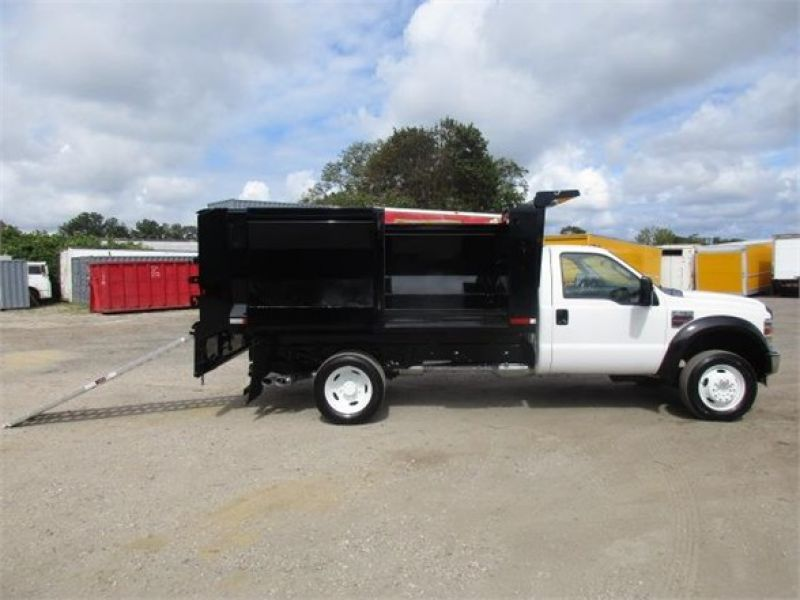 2009 FORD F450 6117473811